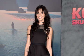 Ruby Modine Premiere of Warner Bros. Pictures' 'Kong: Skull Island' - Arrivals