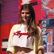 Ruby O. Fee Tommy Hilfiger CREATE X UNITY Launch Event With Lewis Hamilton In Berlin
