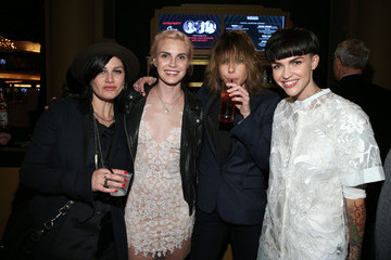 Ruby Rose An Evening With Women Benefitting The Los Angeles LGBT Center