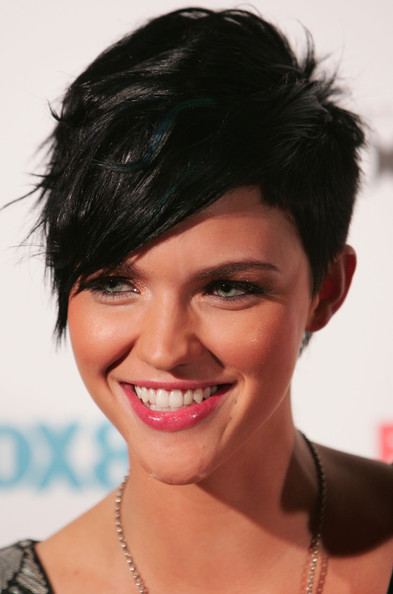 Hairstyles 2017 Australia : Ruby Rose Photos Photos - Australias Next Top Model - Live Final ...