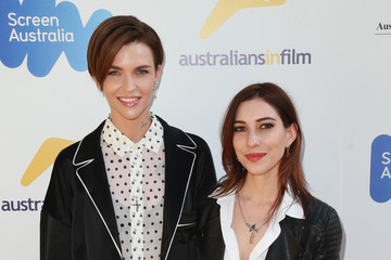 Ruby Rose The 2017 Australian Emmy Nominee Sunset Reception