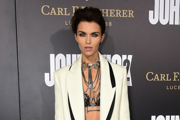 Ruby Rose Premiere Of Summit Entertainment's 'John Wick: Chapter Two' - Arrivals