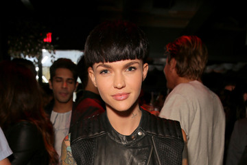 Ruby Rose NYLON Young Hollywood Party, Presented By BCBGeneration
