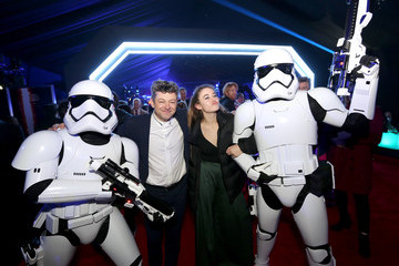 Ruby Serkis Premiere of 'Star Wars: The Force Awakens' - After Party