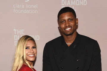 Rudy Gay Rihanna's 4th Annual Diamond Ball Benefitting The Clara Lionel Foundation - Arrivals