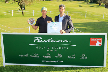 Rui Gago European Senior Tour - Qualifying School Finals: Day Four