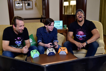 Rukari Austin Xbox Live Sessions With Chandler Riggs For PUBG