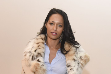 Rula Jebreal Sophie Theallet - Front Row - MADE Fashion Week Fall 2015
