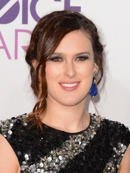 Rumer Willis - 39th Annual People's Choice Awards - Arrivals