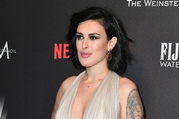 Rumer Willis 2017 Weinstein Company and Netflix Golden Globes After Party - Arrivals