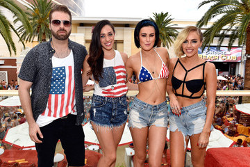Rumer Willis Rumer Willis Celebrates July 4th at Encore Beach Club, Wynn Las Vegas