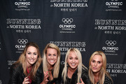 Chemmy Alcott and Aimee Fuller Photos Photo