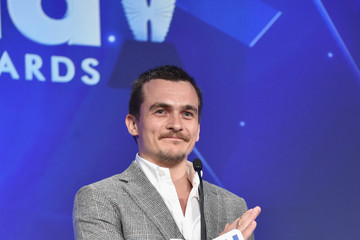 Rupert Friend 26th Annual GLAAD Media Awards In New York - Dinner & Show