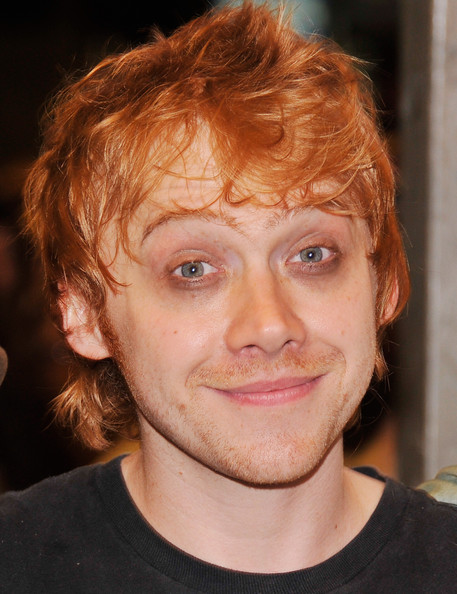 Rupert Grint Actor Rupert Grint attends the 'It's Only A Play' first ... Rupert Grint