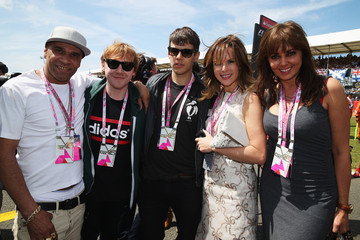 Rupert Grint F1 Grand Prix of Great Britain