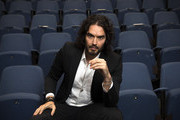Russell Brand Delivers the Reading Agency Lecture