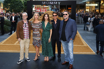 Russell Crowe 'The Mummy' Premiere in Australia