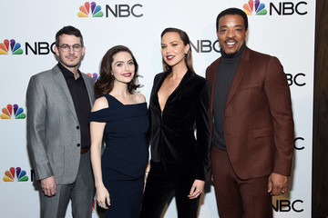 Russell Hornsby NBC And The Cinema Society Host A Party For The Casts Of NBC Midseason 2020