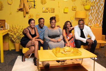 Russell Hornsby 'The Hate U Give' Movie Cast And Filmmakers At Essence Festival 2018