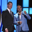 Russell Peters Guests Attend the 2015 NHL Awards Show