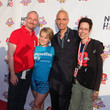 Lindsey Horvath Russell Simmons & NOH8 Milkshake Launch For The 40th Anniversary LA PRIDE