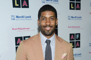 Musician Fonzworth Bentley attends Russell Simmons' Rush Philanthropic Arts Foundation's inaugural Art For Life Los Angeles at Private Residence on May 3, 2016 in Los Angeles, California.