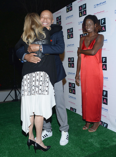 Russell Simmons' Rush Philanthropic Arts Foundation's Inaugural Art for Life Los Angeles
