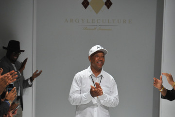 Russell Simmons Argyleculture By Russell Simmons - Runway - Mercedes-Benz Fashion Week Spring 2015