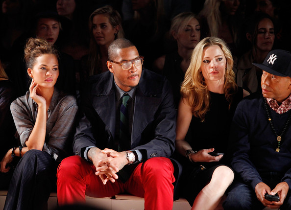 32f2e9747 Tommy Hilfiger Womens - Front Row - Spring 2012 Mercedes-Benz Fashion Week