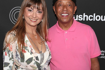 Russell Simmons Gushcloud Talent Agency Opening Party