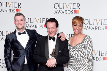Russell Tovey The Olivier Awards 2017 - Winners Room