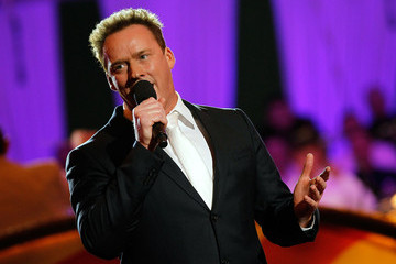 Russell Watson 26th National Memorial Day Concert Rehearsals