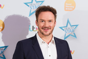 Russell Watson Good Morning Britain Health Star Awards