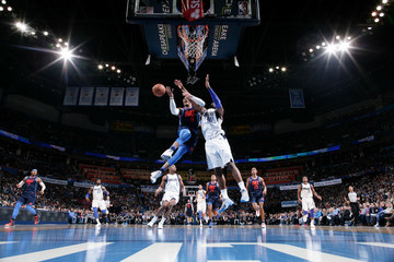 Russell Westbrook Dallas Mavericks v Oklahoma City Thunder