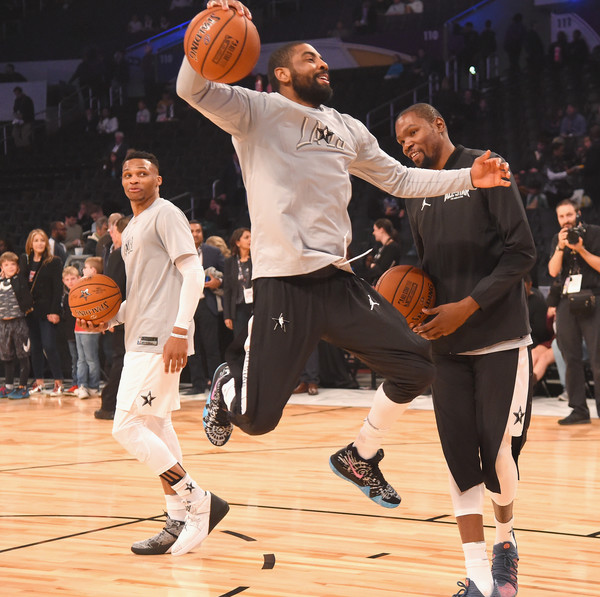 5404c8f9329 Russell Westbrook and Kevin Durant Photos»Photostream · Pictures · NBA All-Star  Game 2018
