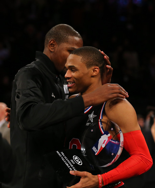 a5db1122c6af Russell Westbrook and Kevin Durant Photos»Photostream · Pictures · NBA All-Star  Game 2015