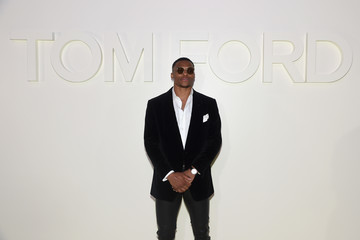 Russell Westbrook Tom Ford - Arrivals - September 2018 - New York Fashion Week