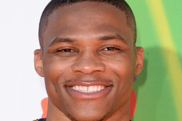 Russell Westbrook Arrivals at the Nickelodeon Kids' Choice Sports Awards
