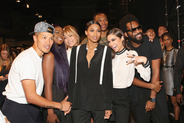 Russell Westbrook Public School - Backstage - Spring 2016 New York Fashion Week: The Shows