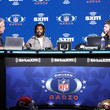 Russell Wilson SiriusXM At Super Bowl LIV - Day 2