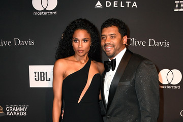 Russell Wilson Pre-GRAMMY Gala And GRAMMY Salute To Industry Icons Honoring Clarence Avant – Arrivals