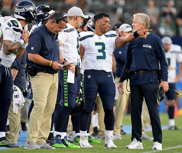 Seattle Seahawks vs. Los Angeles Chargers