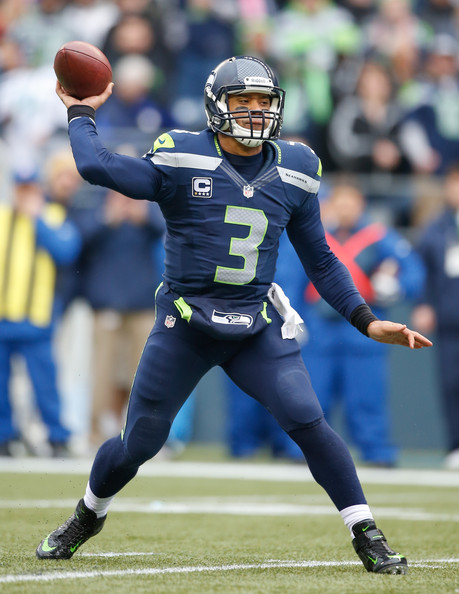 Russell+Wilson+St+Louis+Rams+v+Seattle+S
