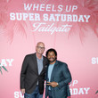 Russell Wilson Wheels Up Hosts Seventh Annual Members-Only Super Saturday Tailgate To Celebrate Miami's Big Game