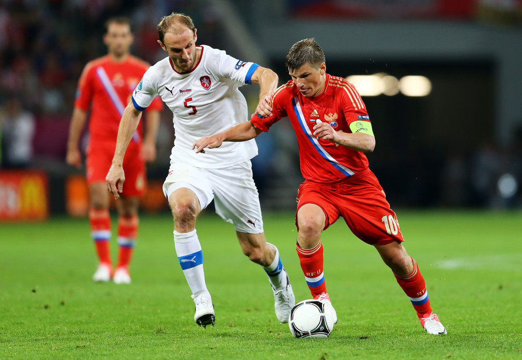 russia vs czech Formations, lineups and stats for russia vs czech rep euro 2012.
