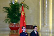 Hu Jintao Dmitry Medvedev Photos Photo