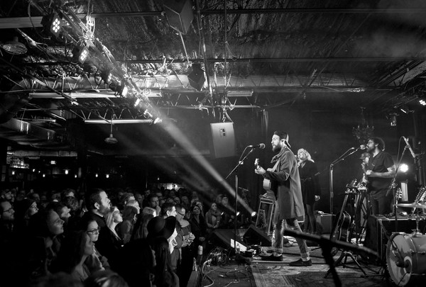 Ruston Kelly Performs In Concert - Nashville, Tennessee