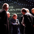 Ruth Bader Ginsburg Fourth Annual Berggruen Prize Gala Celebrates 2019 Laureate Supreme Court Justice Ruth Bader Ginsburg In New York City - Inside