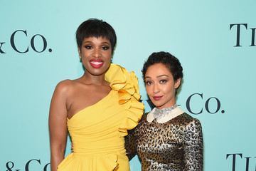 Ruth Negga  Tiffany & Co. 2017 Blue Book Collection Gala - Red Carpet