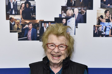 Ruth Westheimer Annual Charity Day Hosted By Cantor Fitzgerald, BGC, And GFI - Cantor Fitzgerald Office - Inside